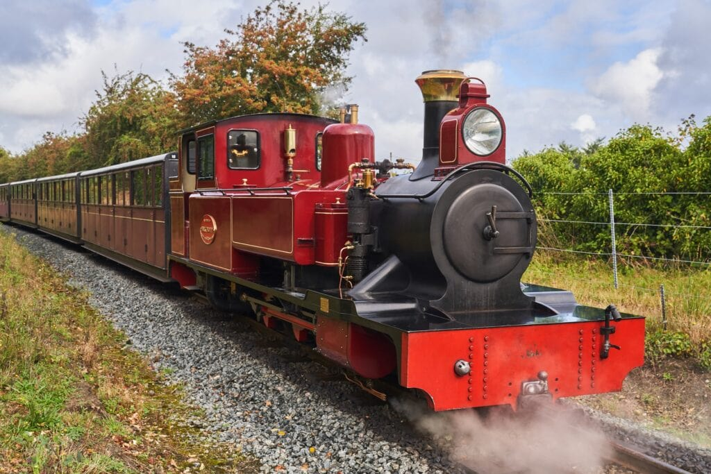 Thumbnail for Bure Valley Railway