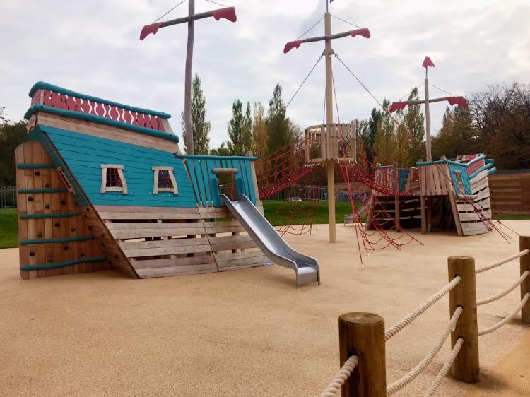 Thumbnail for Stanborough Park