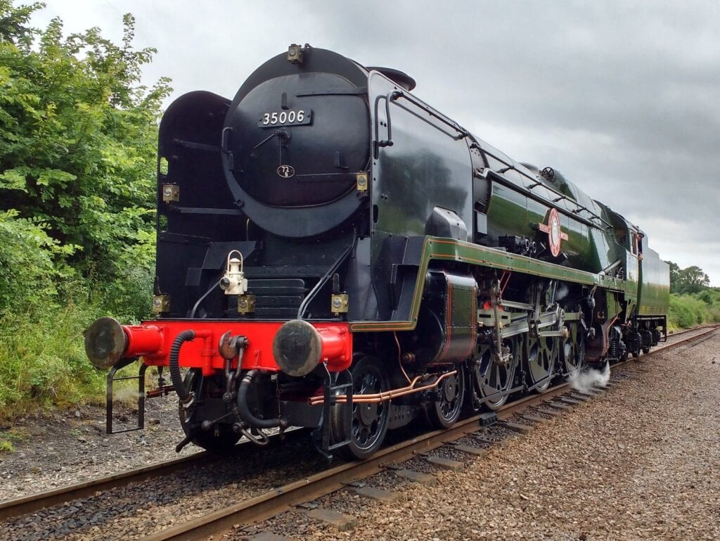 Gloucestershire Warwickshire Steam Railway