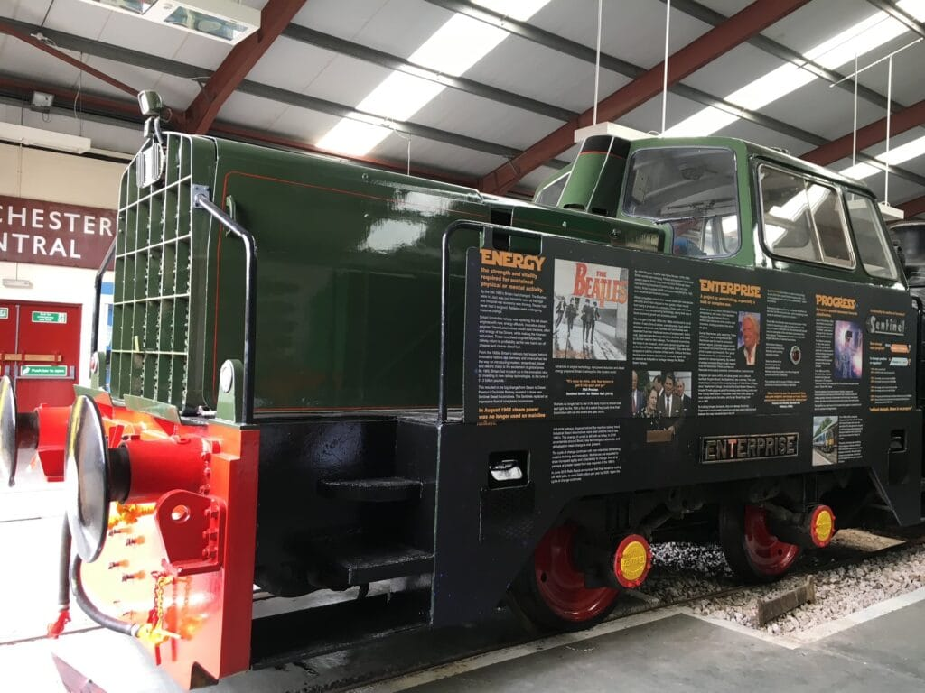 Ribble Steam Railway and Museum