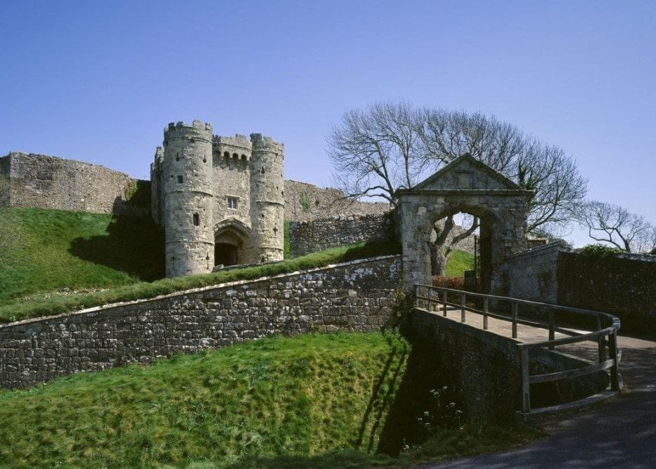 Thumbnail for Carisbrooke Castle