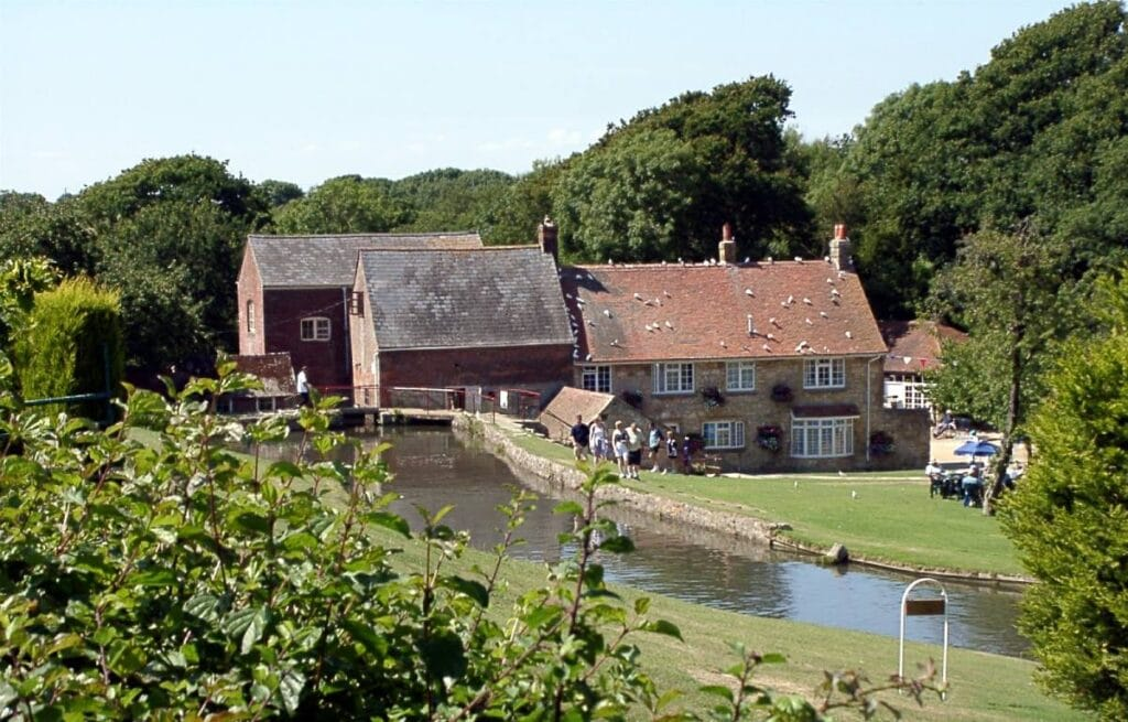 Thumbnail for Calbourne Water Mill