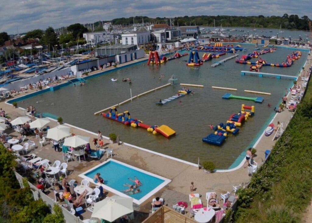 Lymington Sea Water Baths