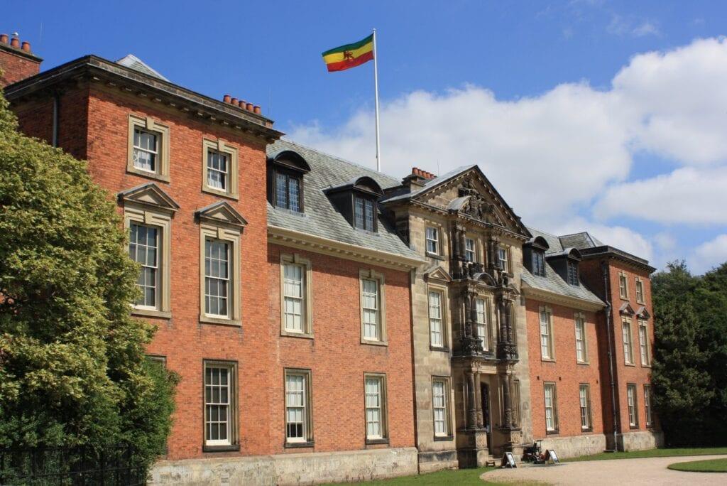 Dunham Massey National Trust