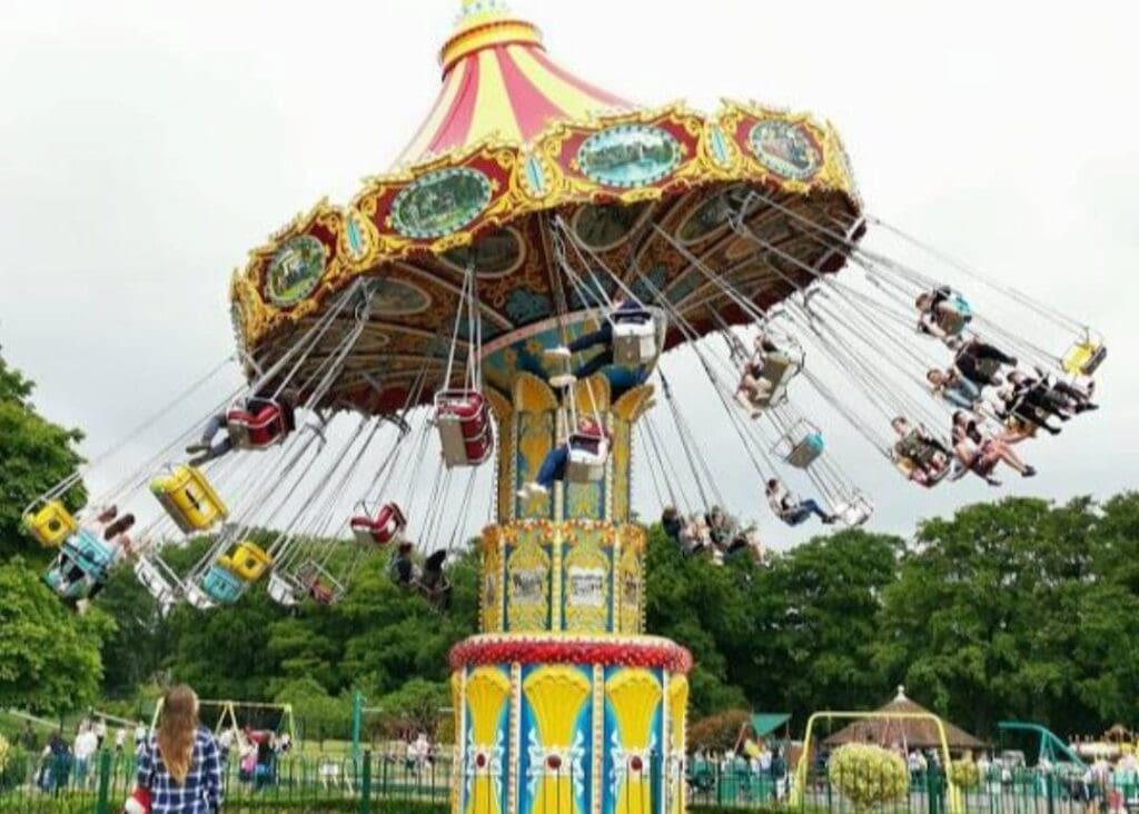 Featured image for Wicksteed Park