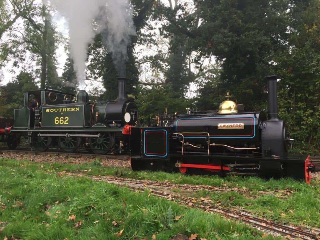 Thumbnail for Bressingham Steam and Gardens