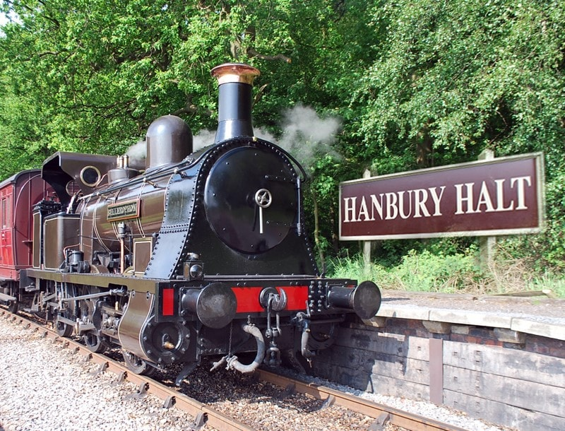 Thumbnail for Foxfield Light Railway