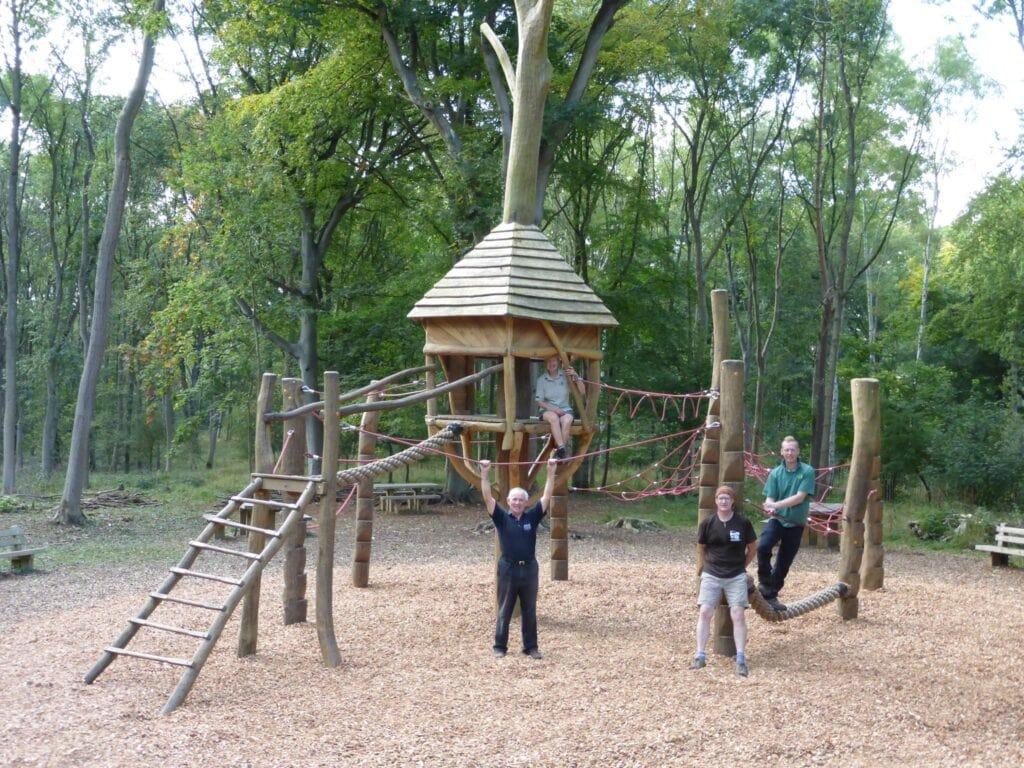 Fineshade Wood