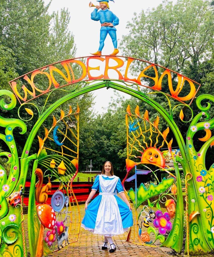 Thumbnail for Wonderland Telford