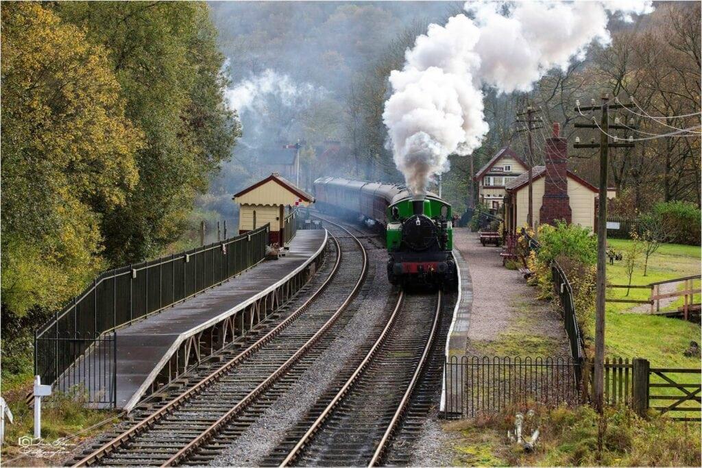 Thumbnail for Churnet Valley Railway