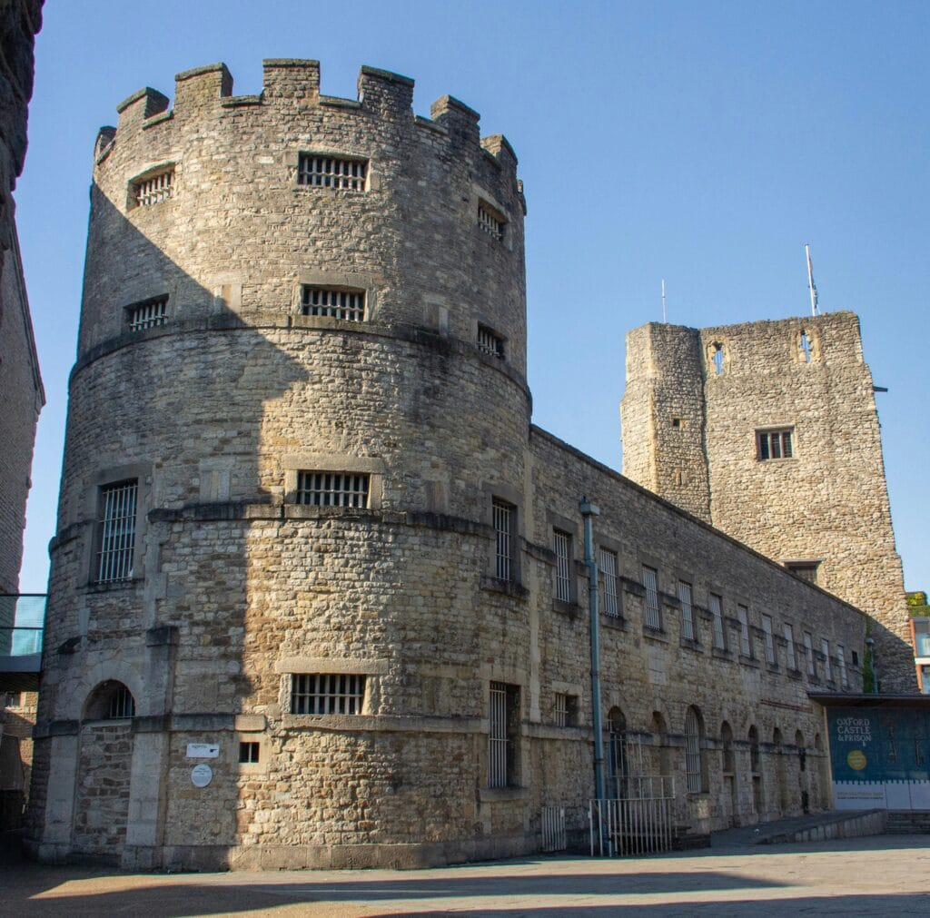 Thumbnail for Oxford Castle and Prison