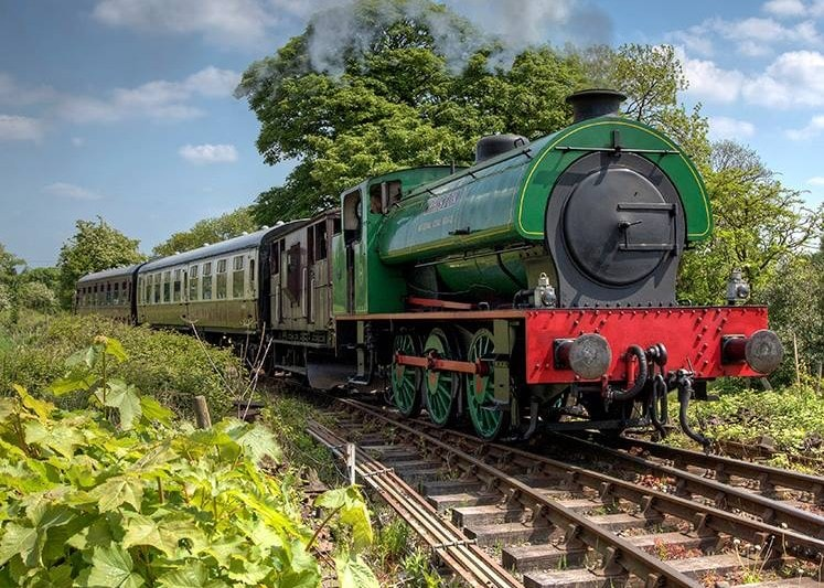 Foxfield Light Railway