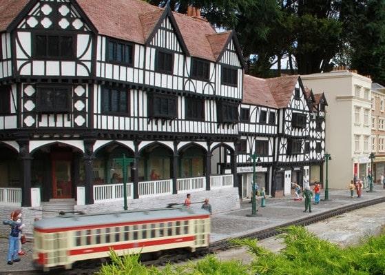 Merrivale Model Village