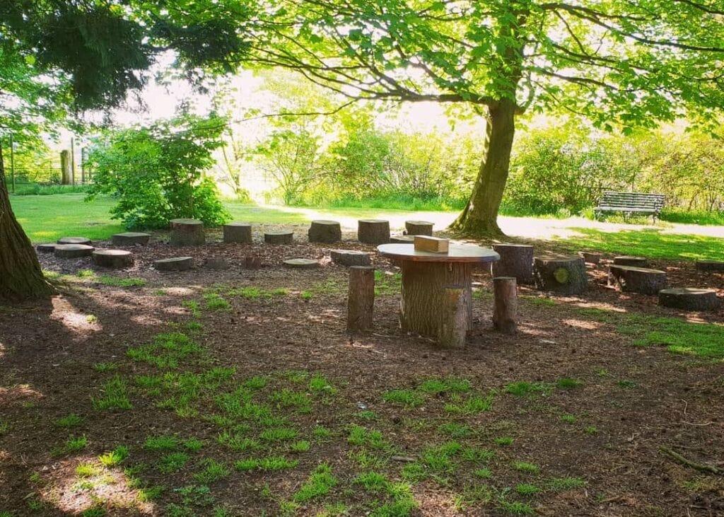 Scampston Walled Garden