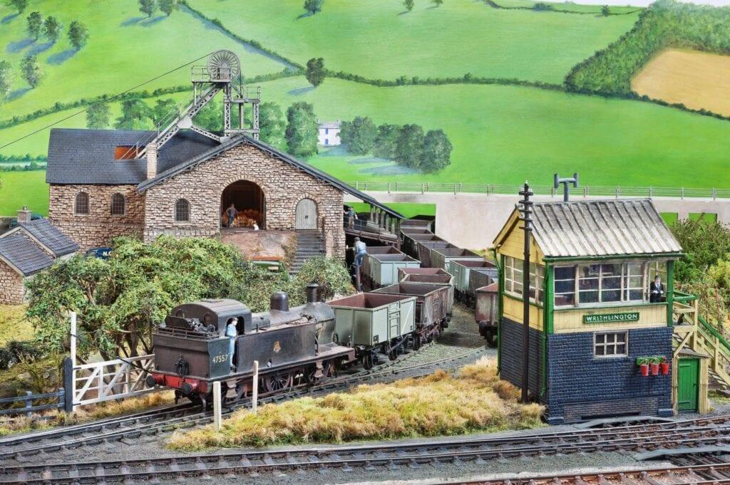 Somerset Coalfield Life at Radstock Museum