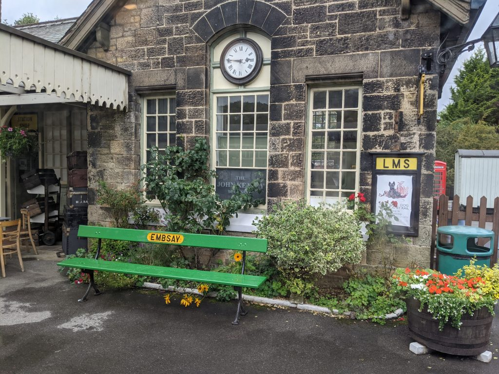Featured image for Embsay and Bolton Abbey Steam Railway