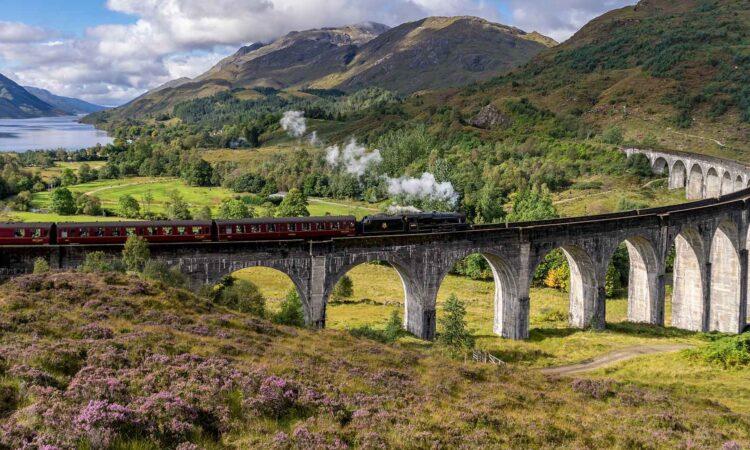 The Jacobite Steam Train West Coast Railways