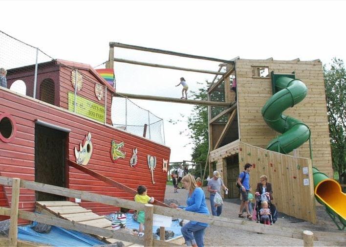 Noah's Ark Zoo Farm