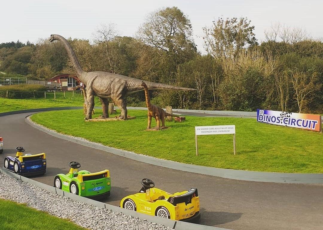 Dinosaur Park Tenby
