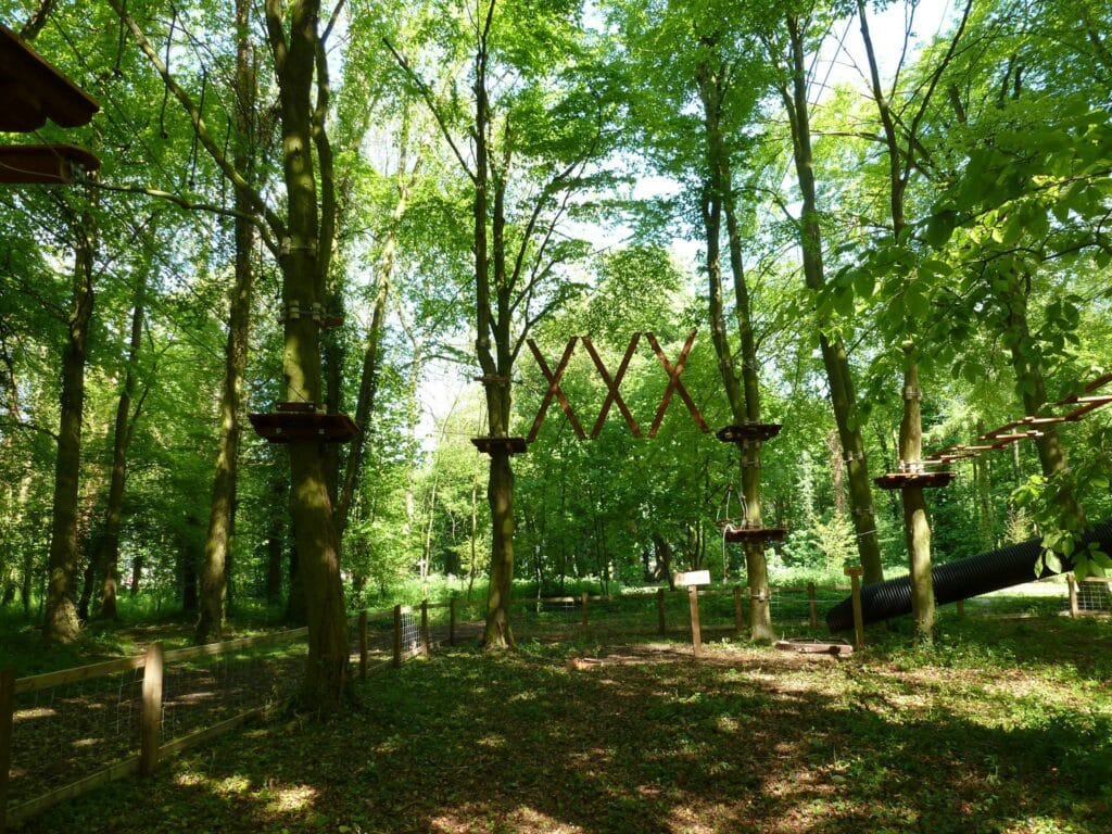 Lydiard Park and Jungle Parc