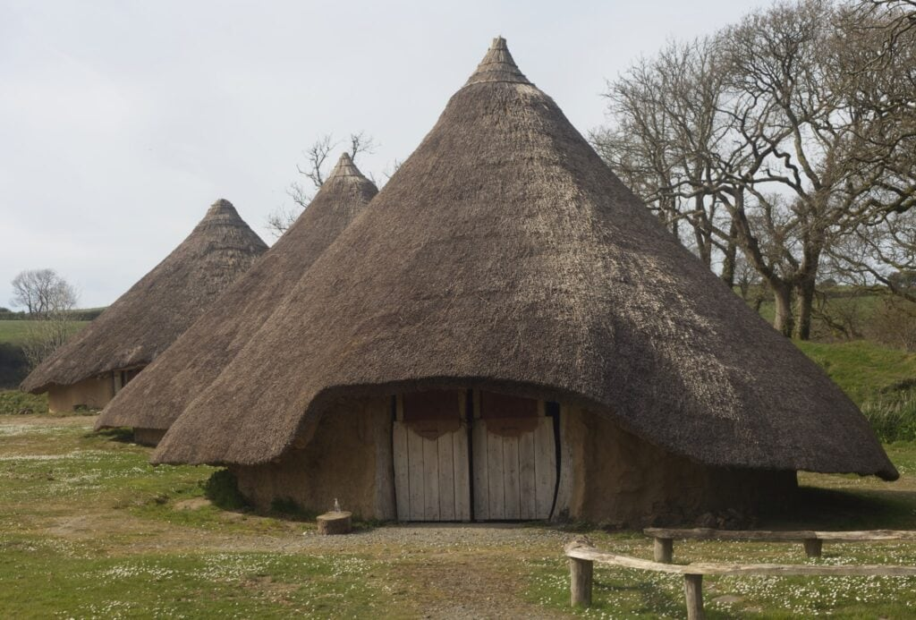 Thumbnail for Castell Henllys Iron Age Village