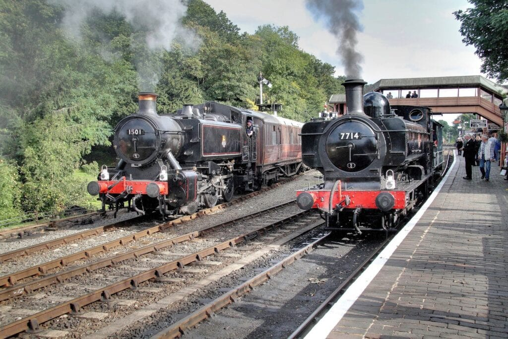 Thumbnail for Severn Valley Railway