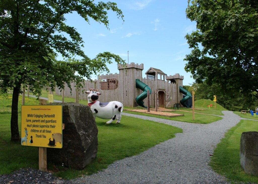 Thumbnail for Clerkenhill Adventure Farm