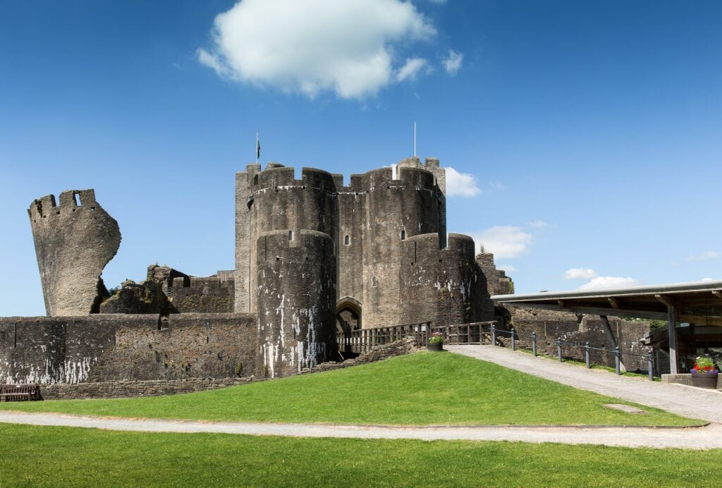 Thumbnail for Caerphilly Castle