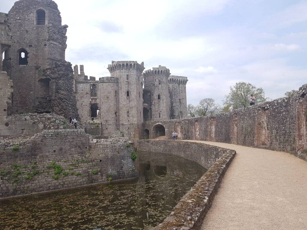 Thumbnail for Raglan Castle