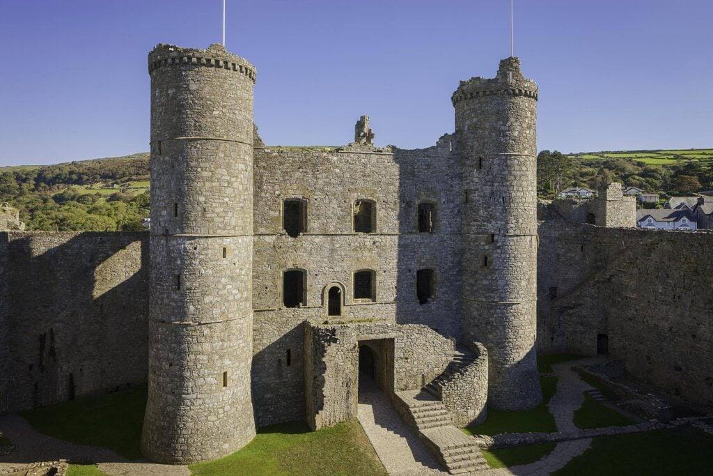 Thumbnail for Harlech Castle