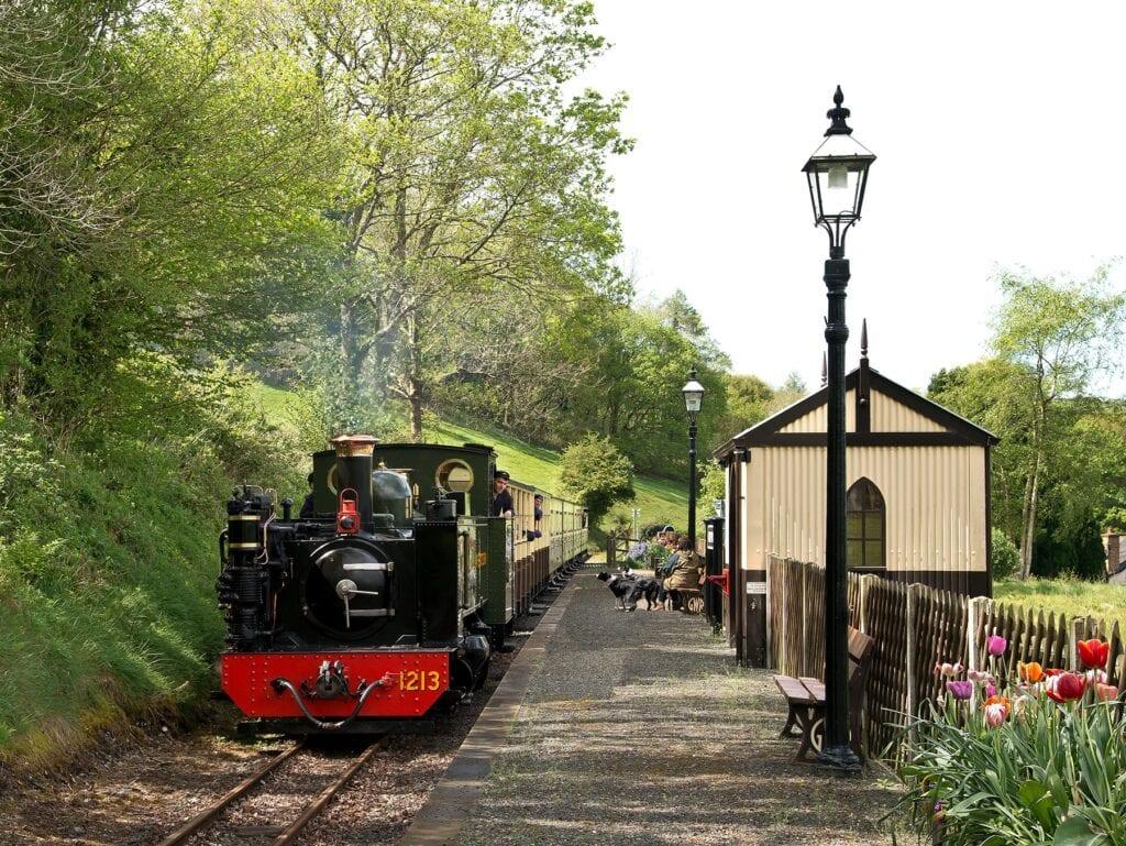 Thumbnail for Vale of Rheidol Railway