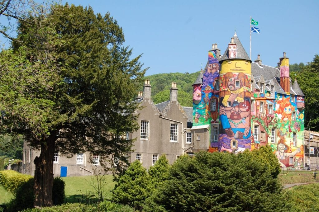 Background for Ayrshire