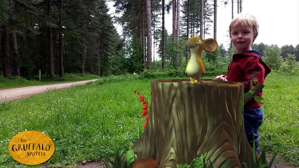 Gruffalo Spotters Trail