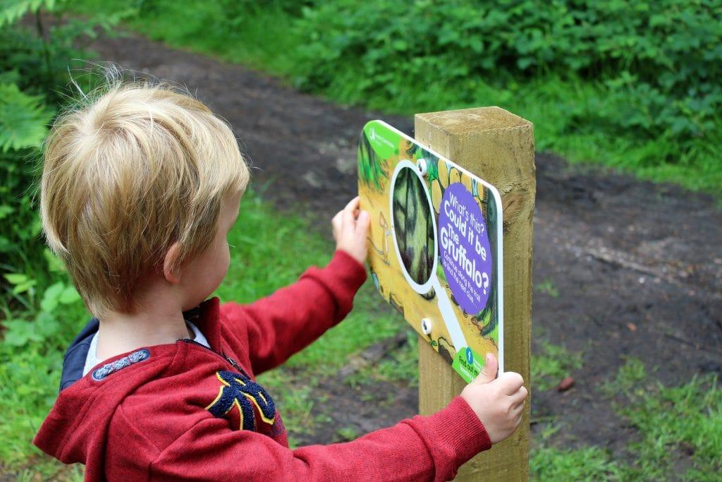 Gruffalo Spotters Trail Across the UK - Find a trail near you