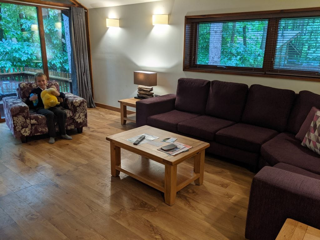 Forest Holidays Sherwood Forest Weekend Break Review