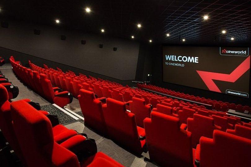 Thumbnail for Cineworld Falkirk