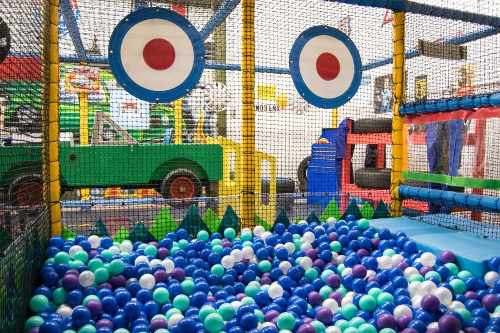Featured image for Playmania Sheffield