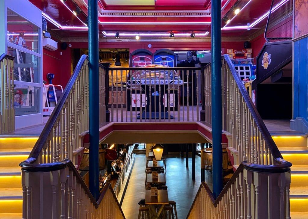 Carousel Bar Lincoln