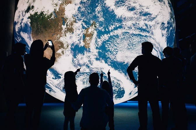 Gaia Planet Earth UK Tour Dates