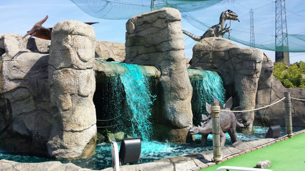 Featured image for Jurassic Encounter Adventure Golf