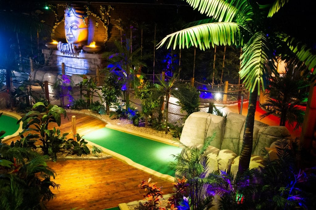 Featured image for The Lost City Adventure Golf Hull