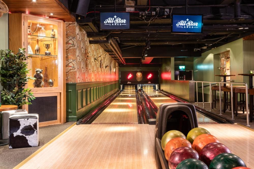 Featured image for All Star Lanes Holborn