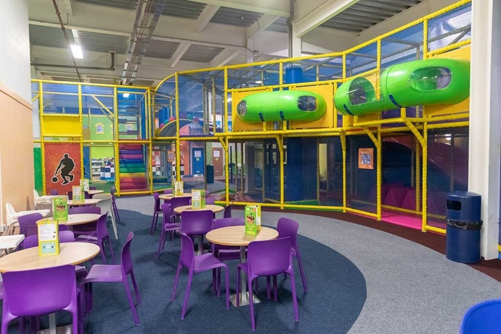 360 Play Rushden Lakes