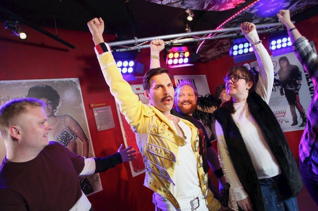 Thumbnail for Madame Tussauds Blackpool
