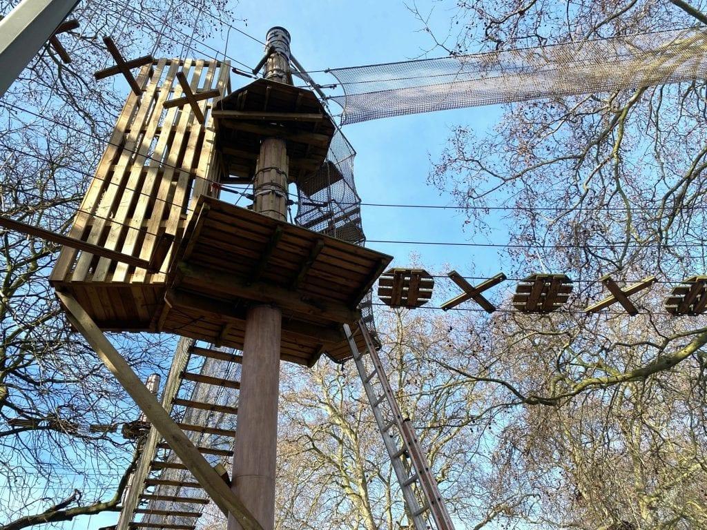 Featured image for Go Ape Battersea Park