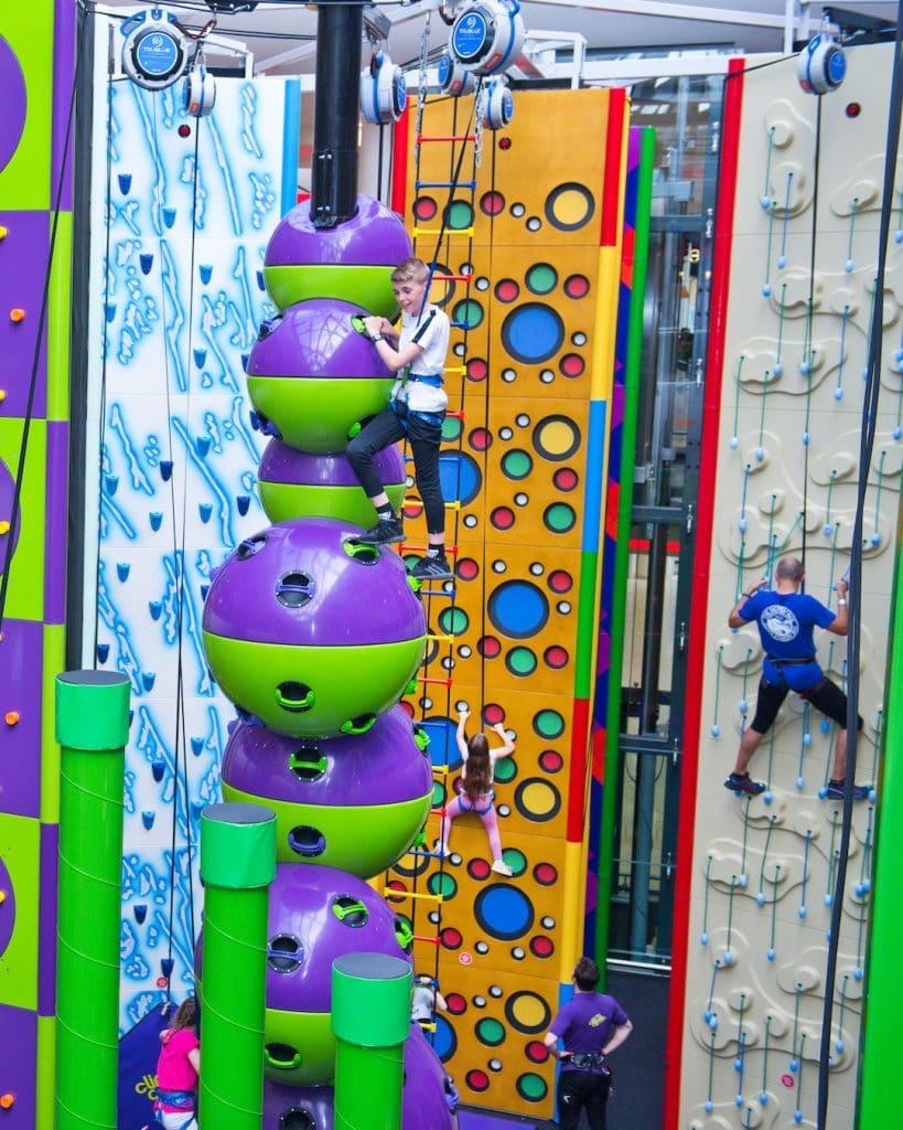 Thumbnail for Clip 'n Climb Metrocentre