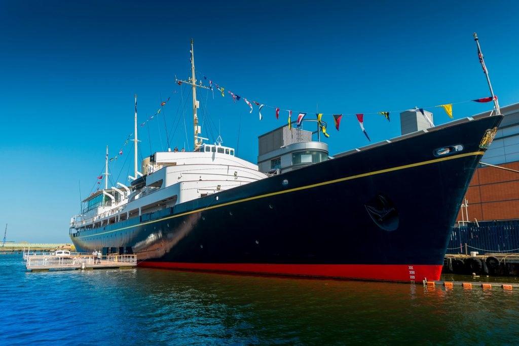 Thumbnail for Royal Yacht Britannia