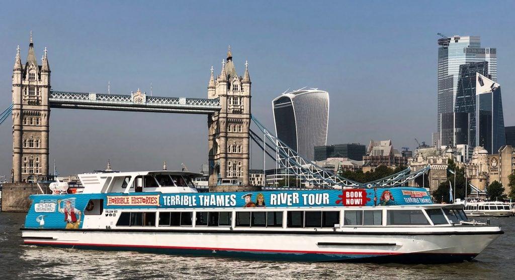 Terrible Thames Horrible Histories
