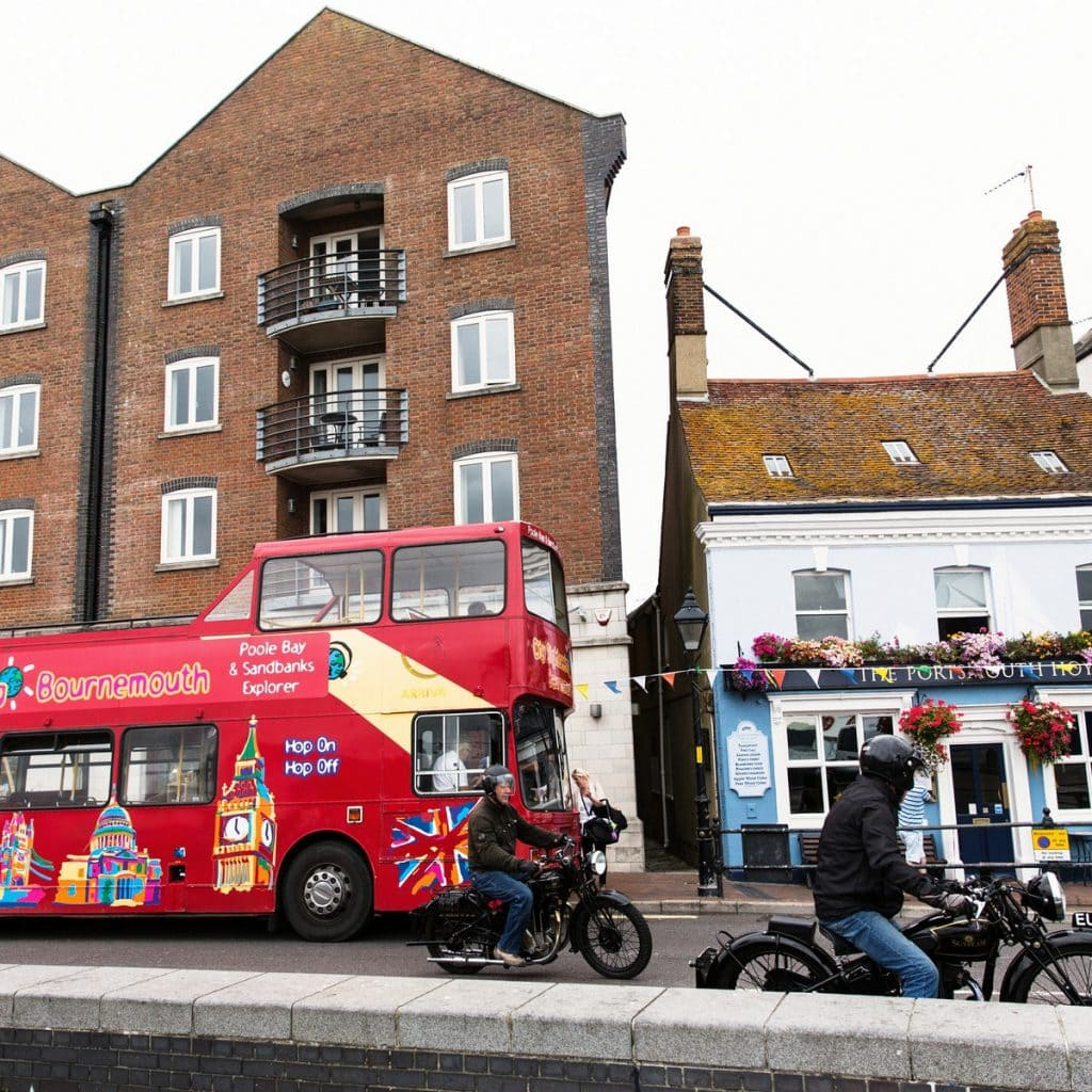 Featured image for City Sightseeing Bus Bournemouth