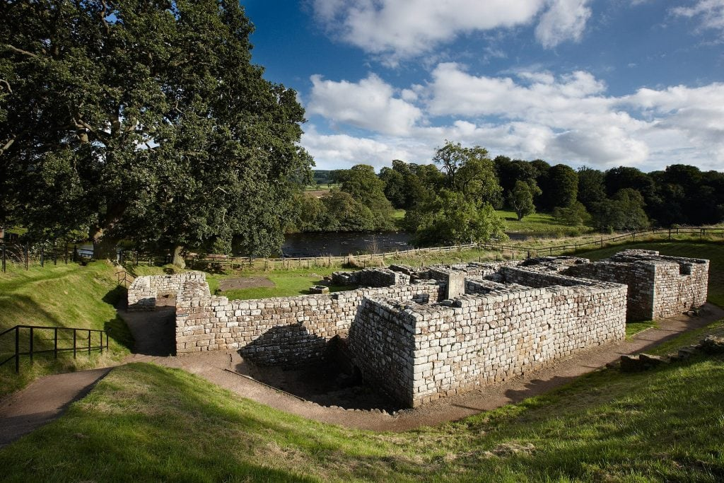 Chesters Roman Fort and Museum